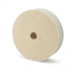China Pure Wool Peripheral Polishing Wheel FP